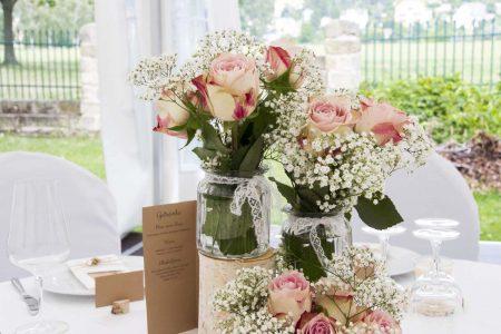 Hochzeit im Festzelt